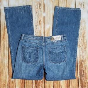 👖White House Black Market Blanc Jeans
